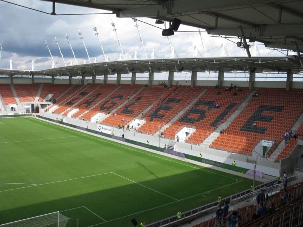 Stadion Zagłębia Lublin