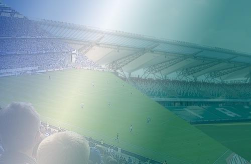 stadiony Legia Lech