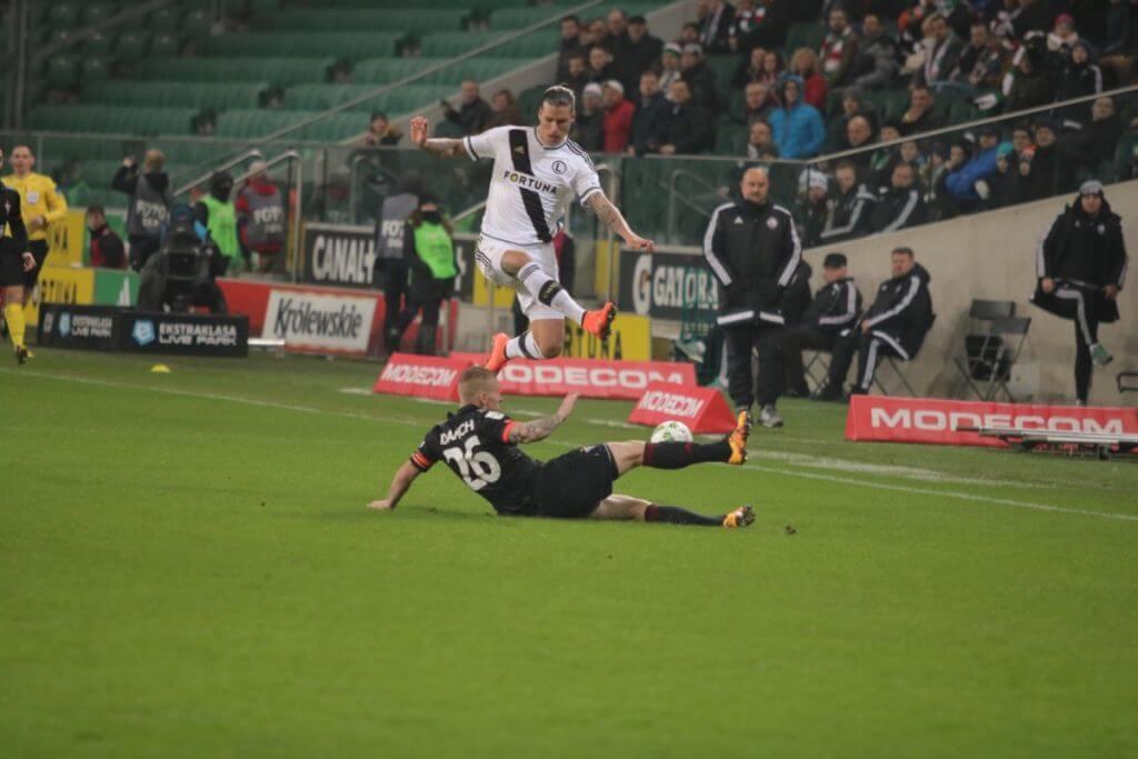 Aleksander Prijovic zawodnik Legia