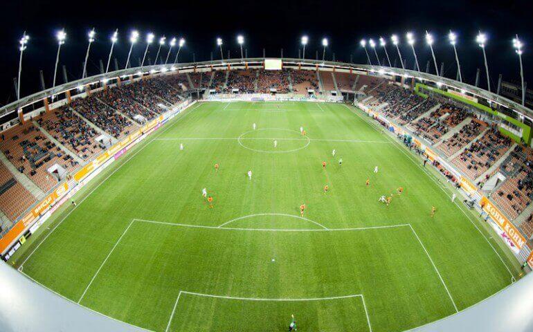 Stadion Zagłębie Lubin
