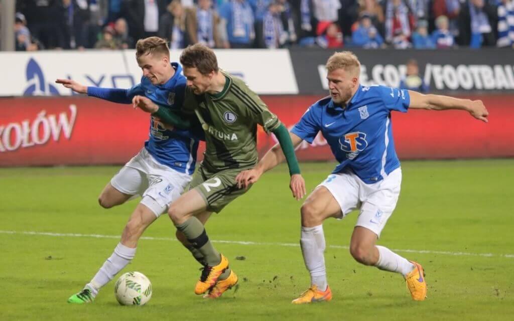 Legia Lech Hamalainen