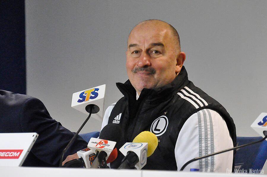 Stanisław Czerczesow trener Legia
