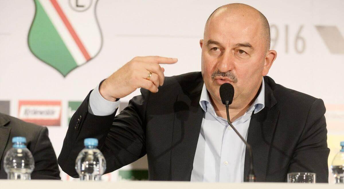 Stanisław Czerczesow trener Legii