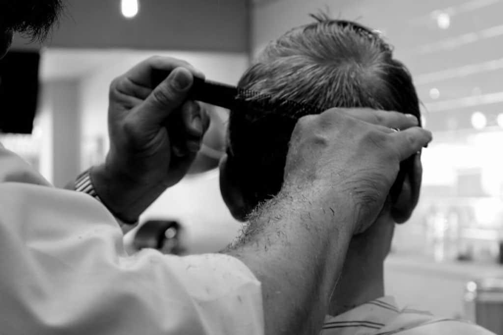 fryzjer strzyżenie włosów