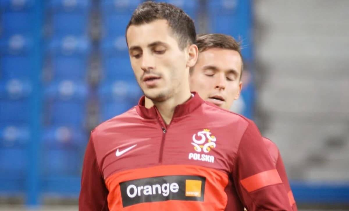 Tomasz Jodłowiec zawodnik Legia reprezentacja