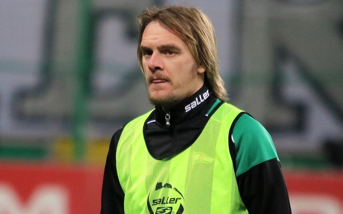 Milos Krasic zawodnik Lechia Gdańsk