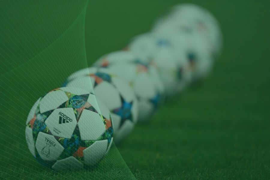 piłki Liga Mistrzów