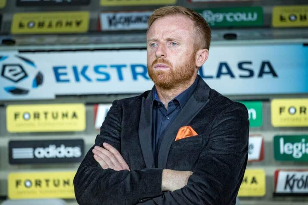 Piotr Stokowiec Zagłębie Lubin trener
