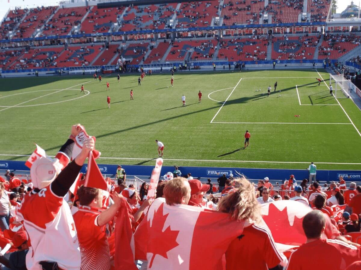 Stadion U-20 Kanada