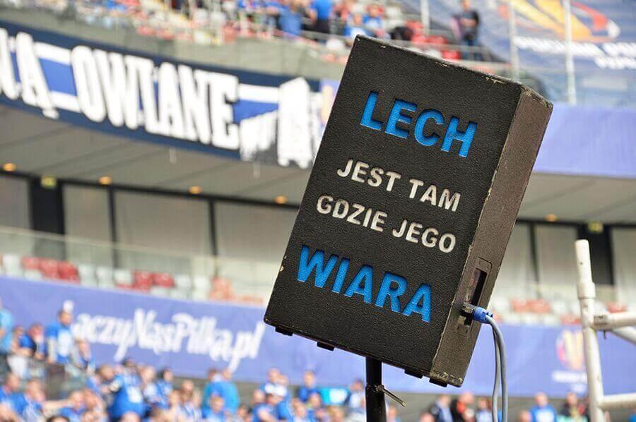 Lech kibice