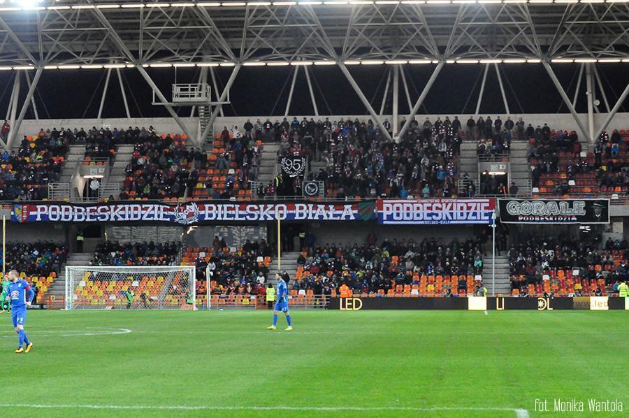 stadion Bielsko - Biała