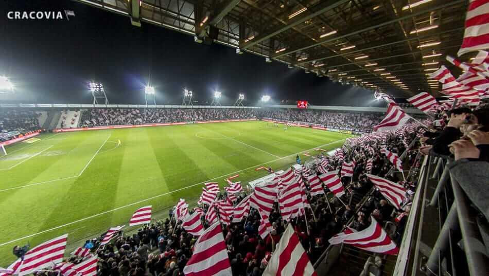 Cracovia - Legia Warszawa 1:2;