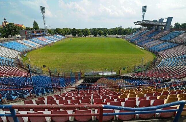 pogon szczecin stadion