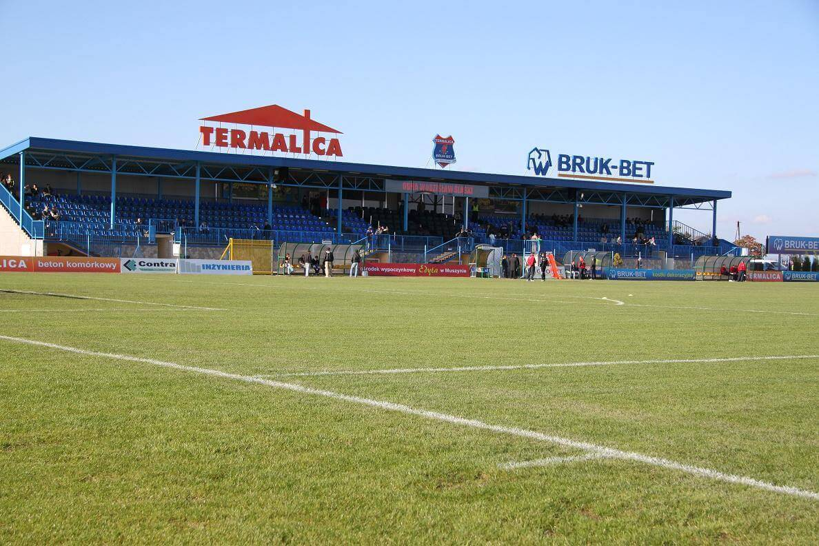 terma stadion, stary