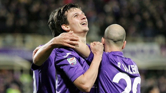 Rafał Wolski Fiorentina