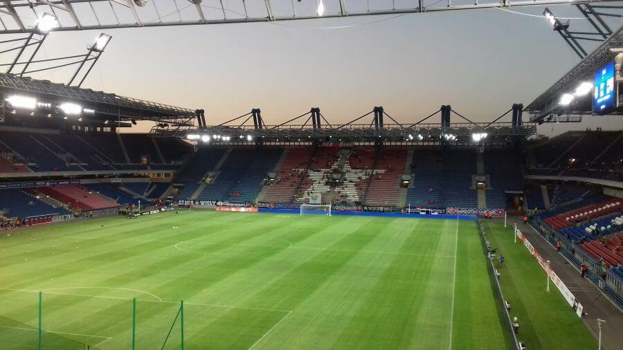 Wisła Kraków stadion biała gwiazda