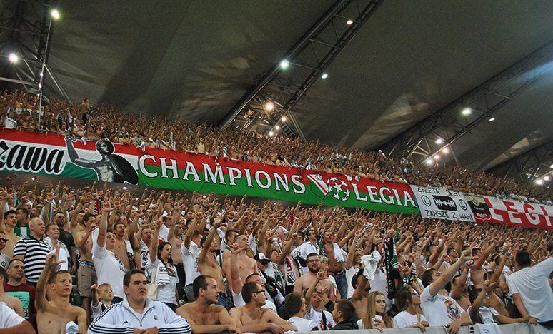 champions legia