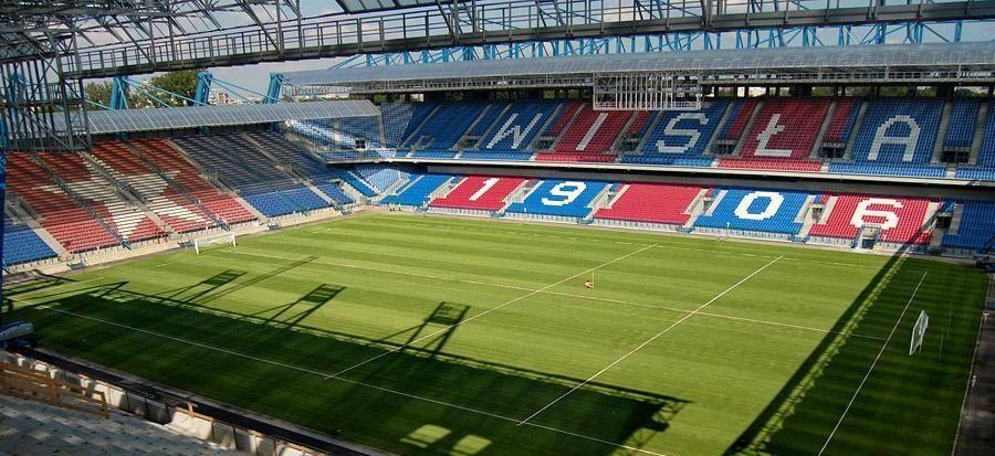 wisla krakow stadion