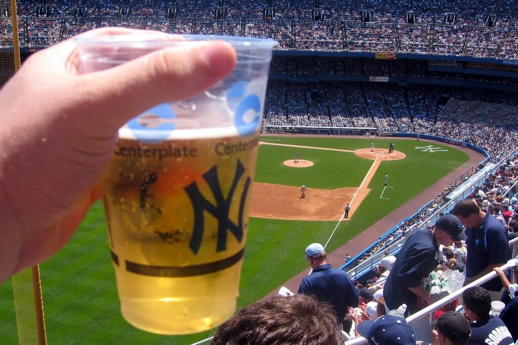piwo na stadionie