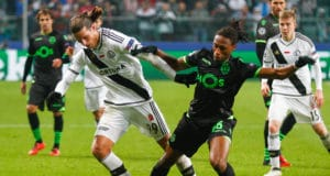 Prijović Legia Sporting