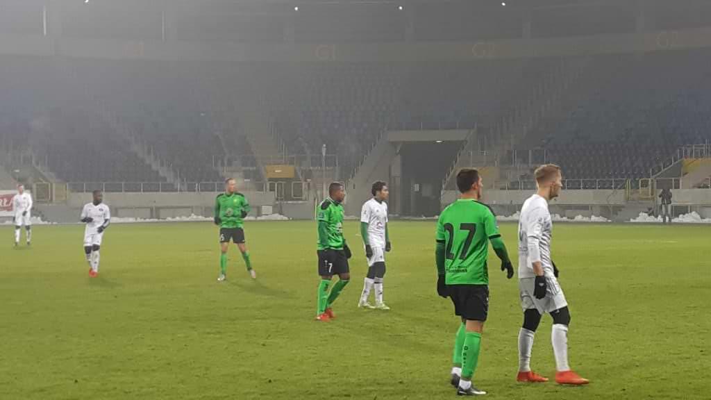 Górnik Łęczna, Josmiar Atoche, Gabriel Matei, Arena Lublin