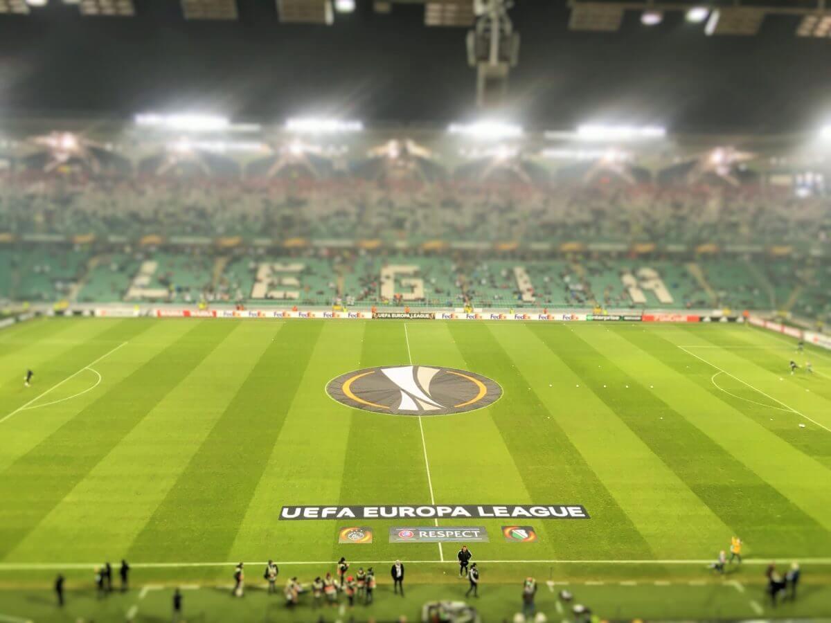 Liga Europy Ligę Europy