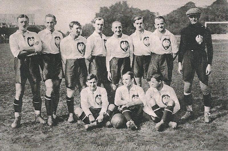 reprezentacja polski 1920-1939