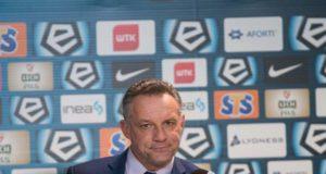 Lechia Gdańsk Piotr Nowa