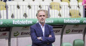 Michał Probierz trener