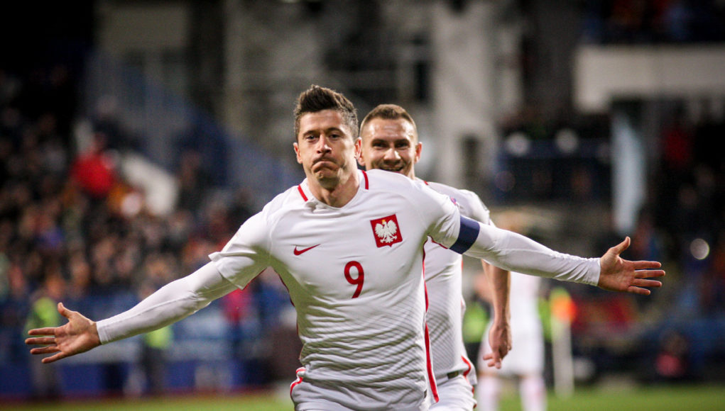 Reprezentacja Polski LEwandowski