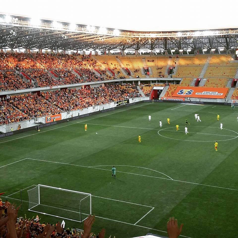 Jagiellonia - Batumi