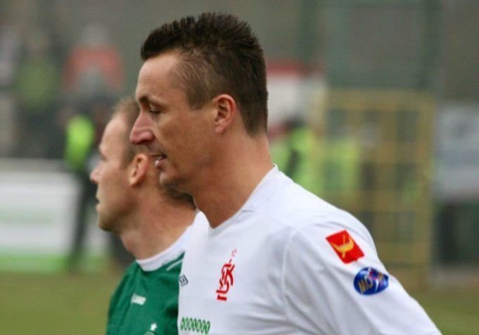 Tomasz Hajto ŁKS truskawka