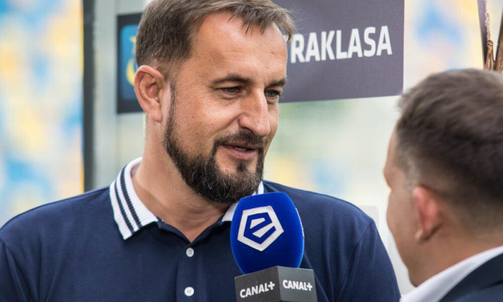 Zbigniew Smółka, wywiad