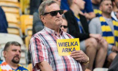"""Kibic """"Wielka Arka"""""""